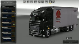 Cargo Tandem Coolliner mod 1.27