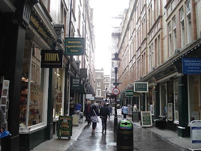 Cecil Court, London