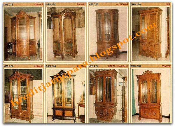 Kredit Aneka Furniture Mebel Pesona Bahari Jati Jepara