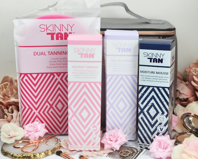 Merry Christmas from Skinny Tan - The Moisture Magic Self-Tanning Kit Exclusive to Superdrug