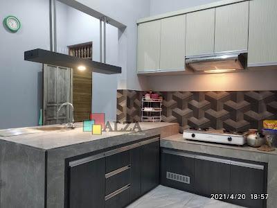 Interior Kitchen Set di Gresik
