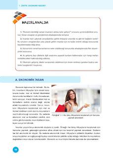 Ekonomi Ders Kitabı Cevapları Cem Yayınları Sayfa 12