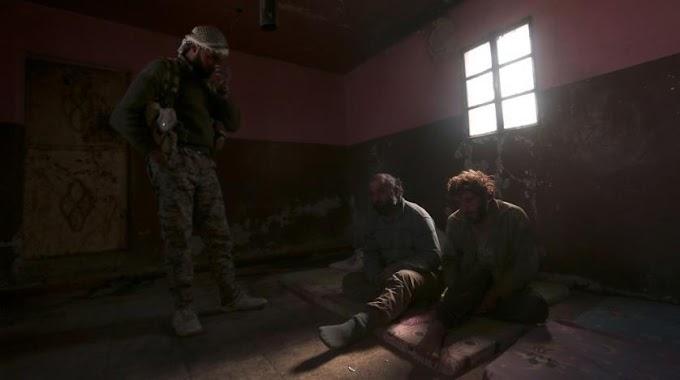 ISIS Prisoners Riot in NE Syria Jail, Some Escape