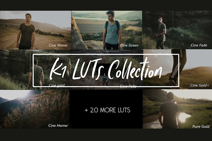 K1 Luts Collection[K1 PRODUCTION][Sellfy]