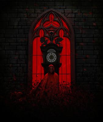 La Máscara de la Muerte Roja