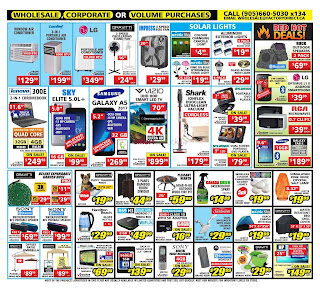 Factory Direct weekly Flyer May 2 - 8, 2019