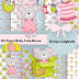 KIT PAPEL DIGITAL - BABY CUTE MOUSE