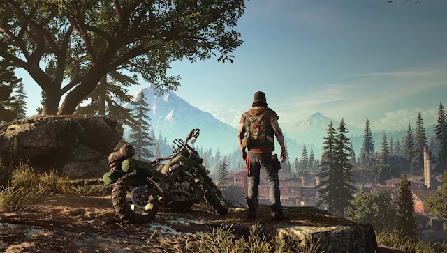 Days Gone : New PS4 Exclusive Game