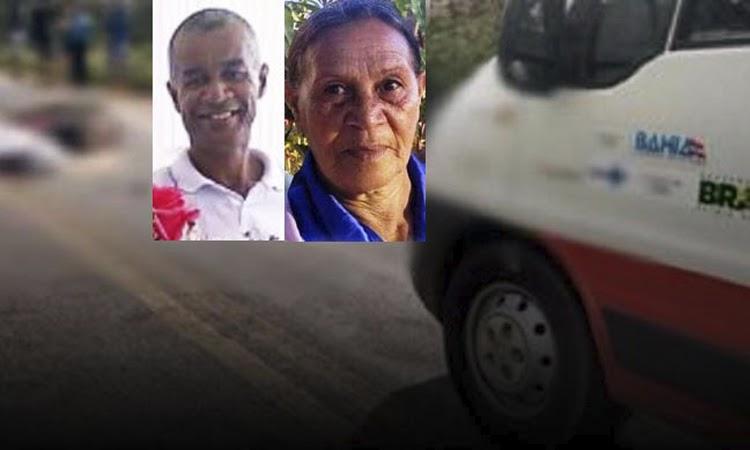 Acidentes com motocicleta provocaram duas mortes no Sudoeste da Bahia