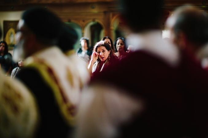 Gabby and Matt's gorgeous traditional Coptic wedding in Brighton by STUDIO 1208