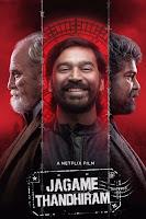 Jagame Thandhiram 2021 Hindi Dubbed 720p HDRip