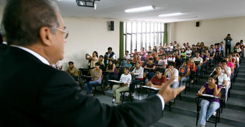 MINEDU ofrece becas para que docentes universitarios obtengan maestría - www.minedu.gob.pe
