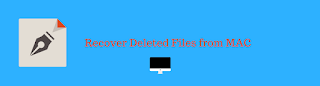 Best Ways to Recover Deleted Files from MAC Securely