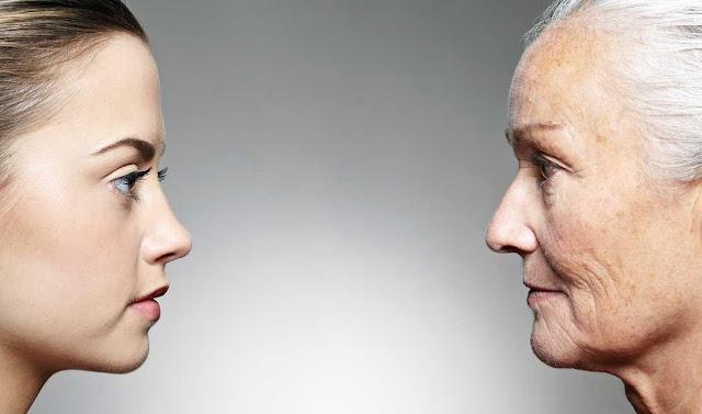 invecchiamento precoce