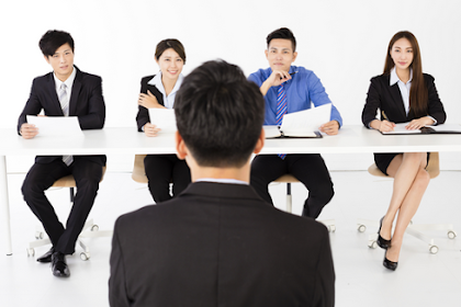6 Pertanyaan Yang Anti Di Lontarkan Saat Melamar Kerja