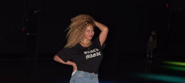 Beyonce shape