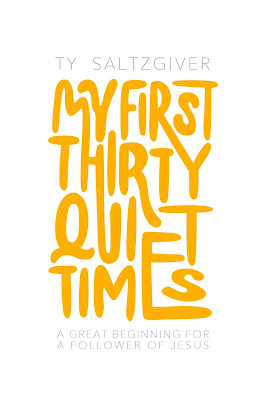 The Young Life Leader Blog My First Thirty Quiet Times 350
