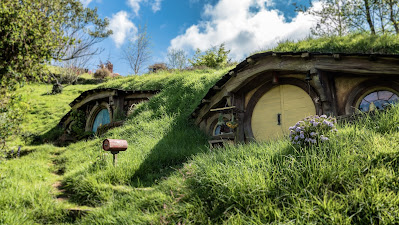 hobbiton lord of the rings