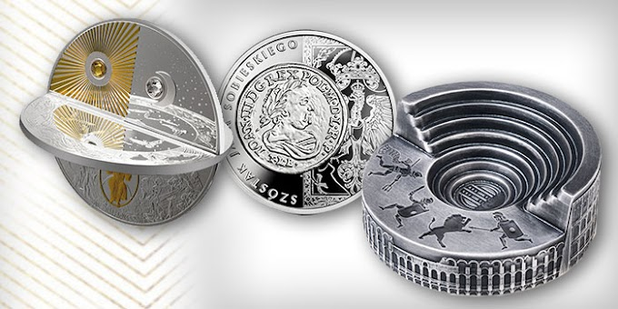 COIN CONSTELLATION 2020 – Polônia leva 3 dos 9 prêmios disputados e se destaca no cenário mundial numismático.