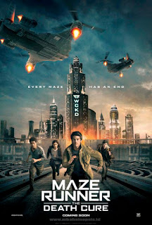 The Maze : Runner The Death Cure (2018)