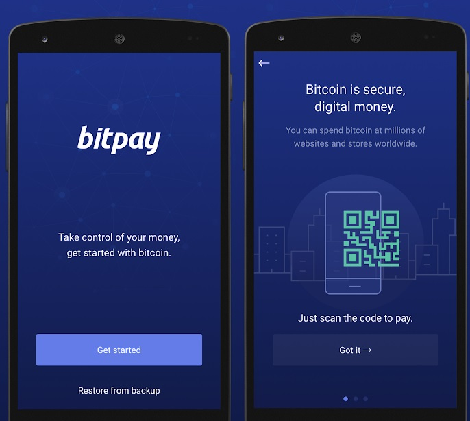 Manage your bitcoin finances in one app with the secure, open source BitPay Wallet.