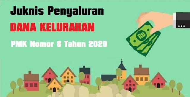 JUKNIS DANA KELURAHAN TAHUN 2020