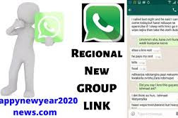 Join 100+ Regional Whatsapp Group links Active