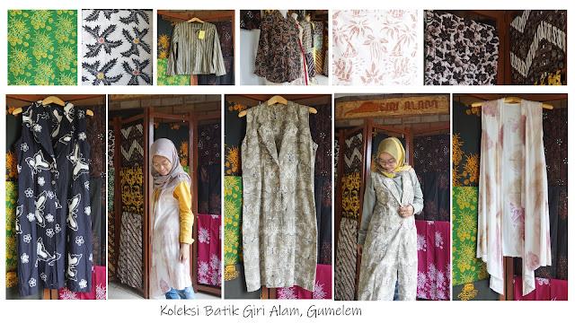 Koleksi Batik Giri Alam