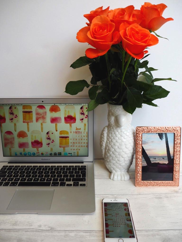 June 2016 Phone & Desktop Wallpaper Download