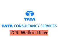 TCS Walkin Drive At Kolkata, Gujarat, Vadodara