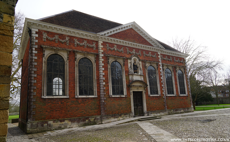Winchester College Tour