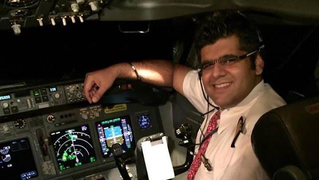Jenazah Pilot Lion Air PK-LQP Bhavye Suneja Teridentifikasi