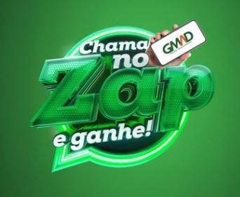 Cadastrar Promoção GMAD Chama no Zap