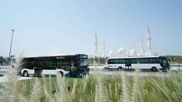 News, World, International, Gulf, Abu Dhabi, UAE, Transport, Travel, Travel & Tourism, Technology, Business, Finance, UAE: Use Google Maps to plan bus trips in real time
