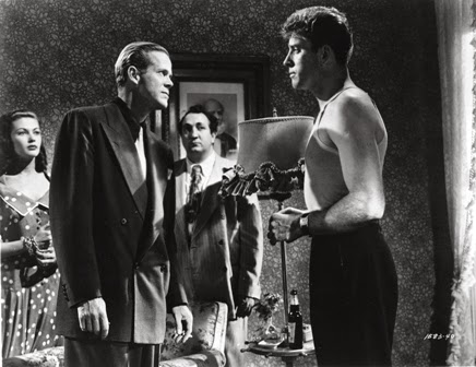 CRISS CROSS blu ray review of the Burt Lancaster thriller