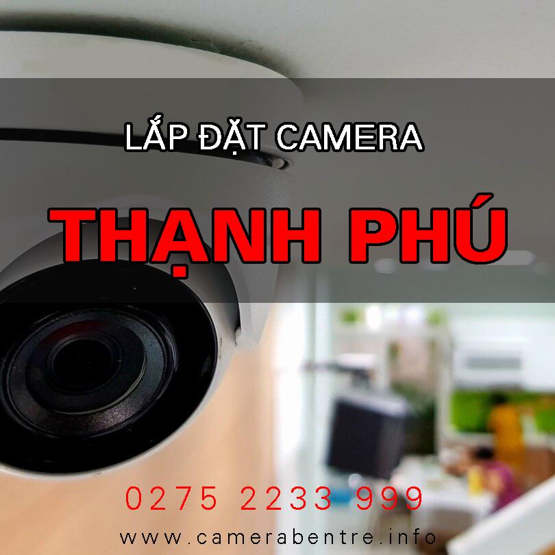Cửa hàng Camera Thạnh Phú - Báo giá lắp camera trọn gói giá rẻ