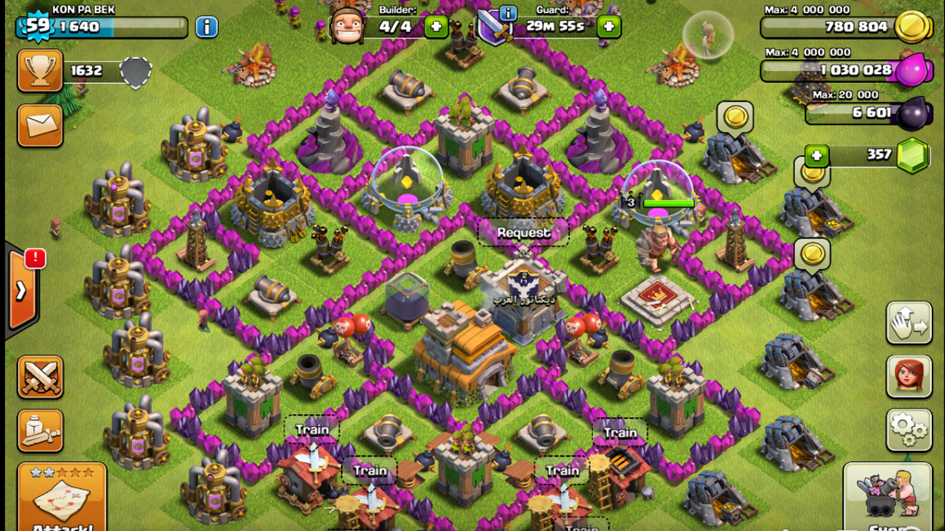 Clash Of Clans Account For Sale Olx