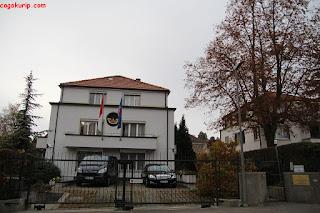 Gedung KBRI Bern
