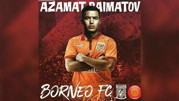 Azamat Baimatov (Borneo FC)