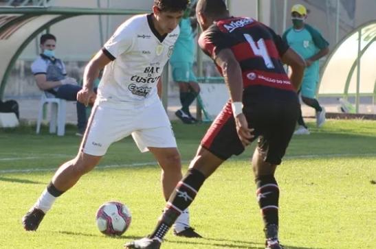 Jogando no Domingão, Atlético-CE e Treze empatam
