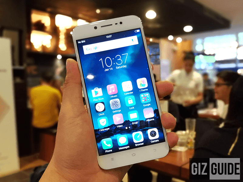 Meet Vivo V5 Lite