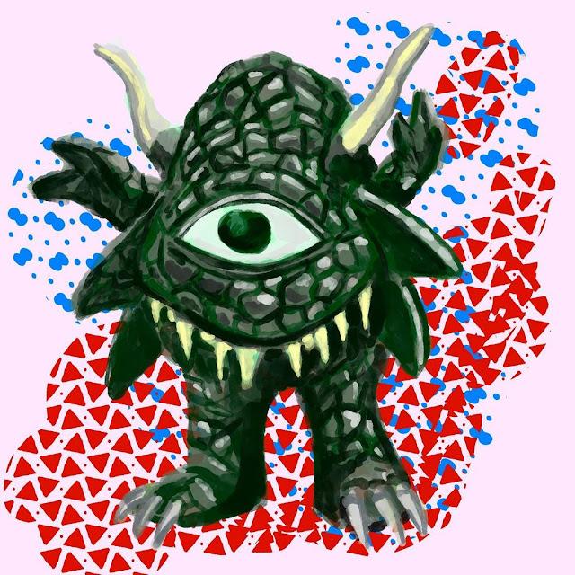 Kaiju by Kevin Alvir