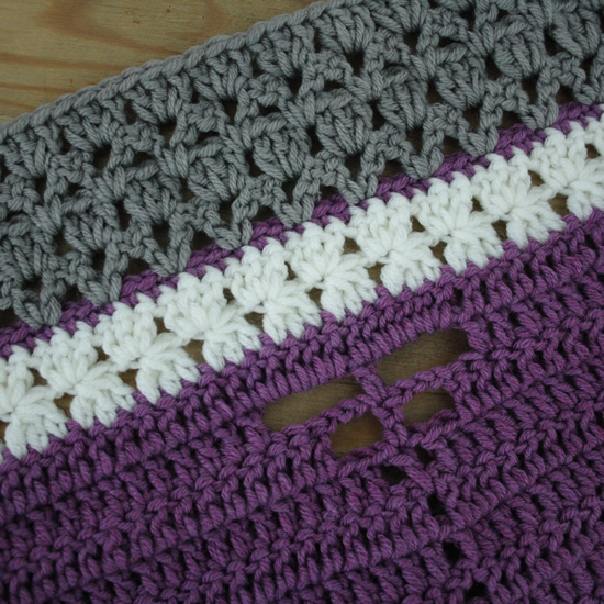3 new crochet projects on my hook | Happy in Red