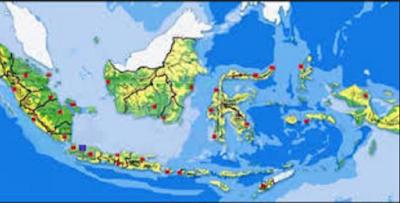 materi ajar ips tentang Macam-macam Warna dan Artinya Pada Simbol Peta
