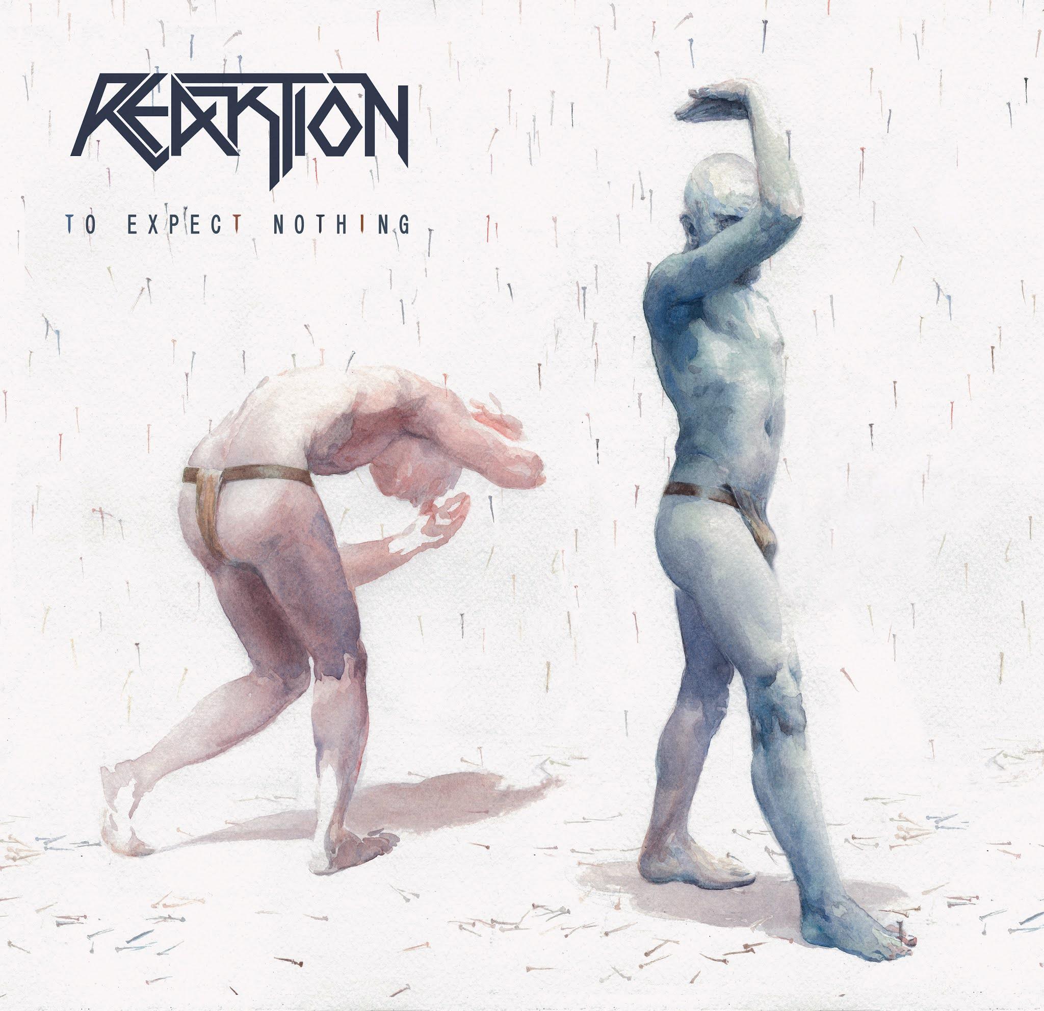 Reaktion cover album