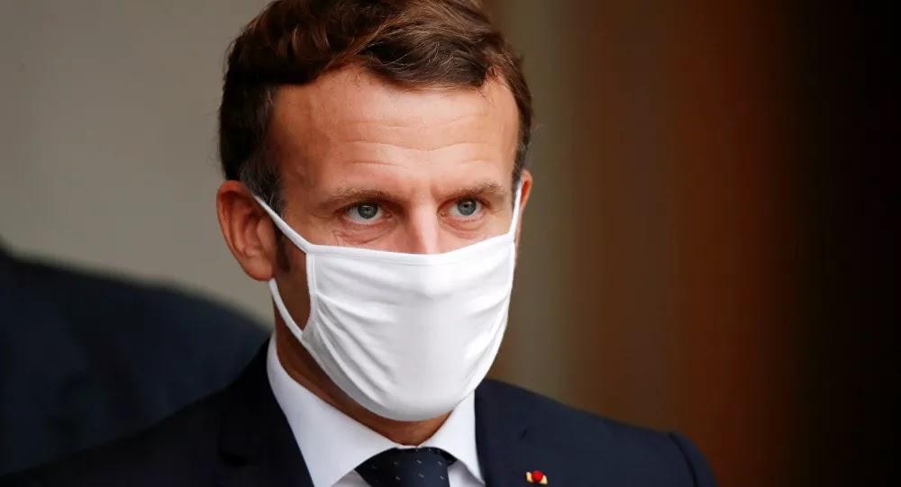 الرئاسة الفرنسية تعلن تطورات حالة ماكرون الصحية