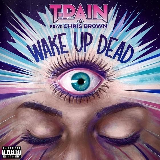 "Chris Brown And T-Pain Reunite With New Track ""Wake Up Dead"""