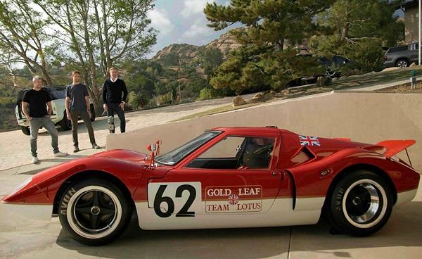 Lotus Type 62 de 1969
