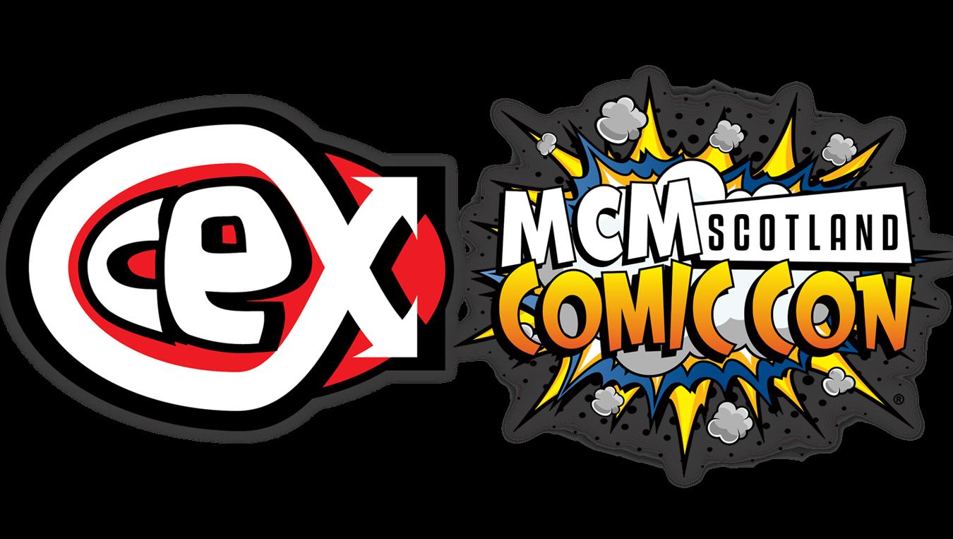 CeX MCM Scotland Comic Con