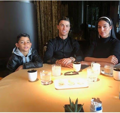 #Ronaldo With FAMILY! #CR7